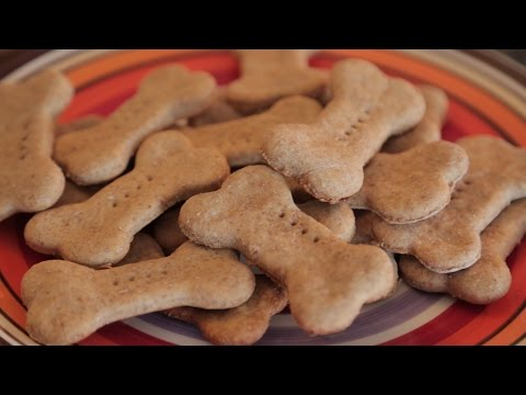 DIY Dog Treats: Easy Peasy Peanut Butter Dog Treat Recipe