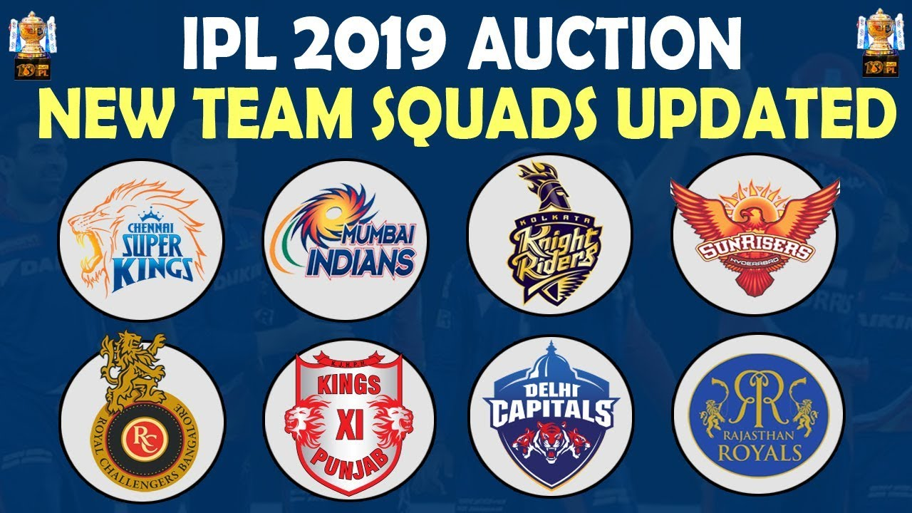 ipl 2019 new team
