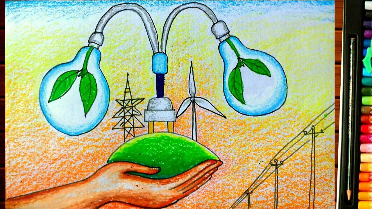 каждой рисунок про энергию первый блок
