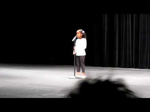 Fouse Elementary School - 2010 Talent Show - Twinkle Twinkle Little Star