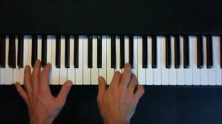 How to play L.A. Woman by The Doors on piano