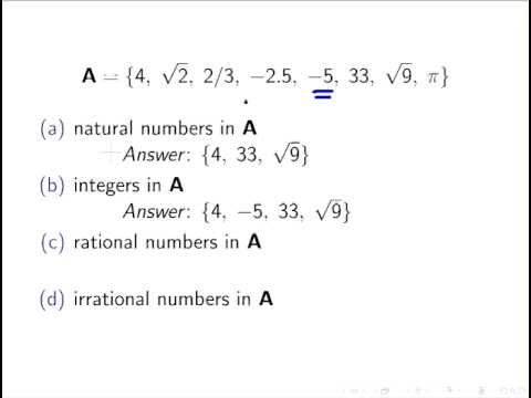 Set Theory : Example Question 2 (Discrete Maths)