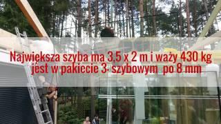 Montaż okien wielkogabarytowych