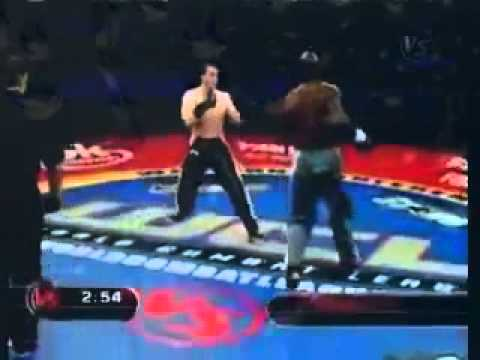 WCL KO Fights Fights collection