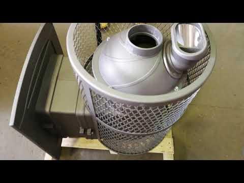 Печь для бани Prometall Атмосфера, серийная модель.