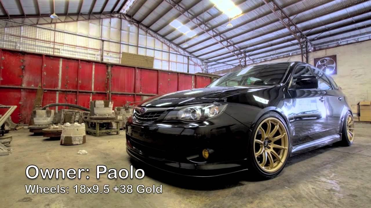 Wheeldude Customer Cars On Rota T2r Youtube
