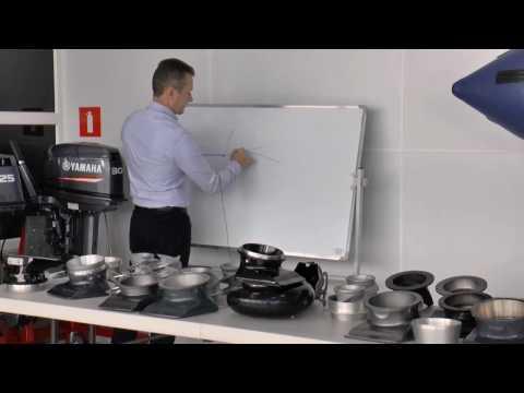 Водметные насадки ПЛМ - Настройка и установка