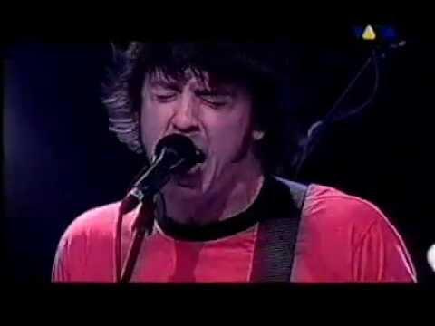 Foo Fighters - Disenchanted Lullaby (Fast Forward 2002)