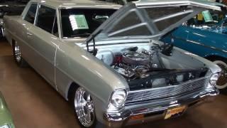 1966 Chevy II Nova Pro-Touring Restomod Muscle Car
