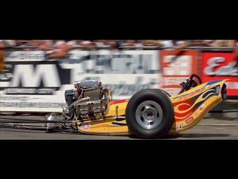More American Graffiti 1979 Drag Race  John Milner crashes