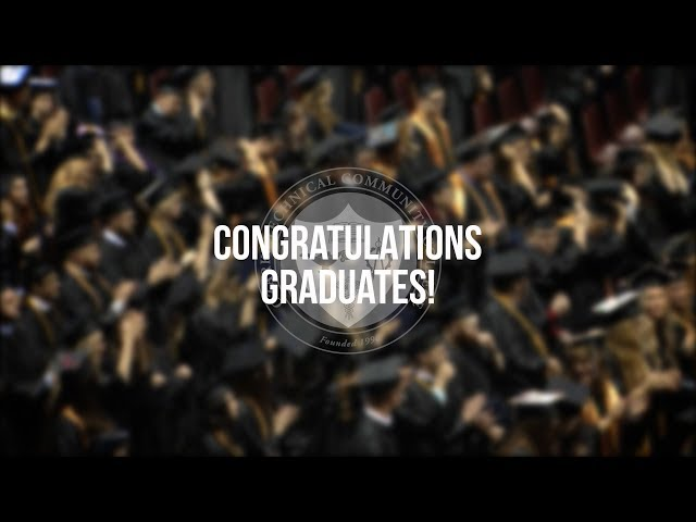 OTC 2019 Commencement Highlight Reel