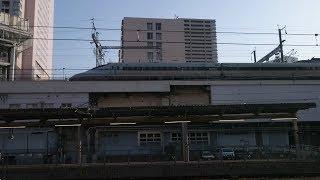 JR西日本 700系 広島到着