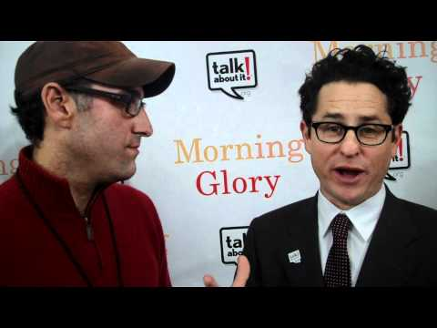 Alias Movie? Morning Glory NYC Premiere - JJ Abrams