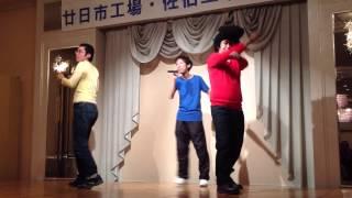 2012 忘年会模様.
