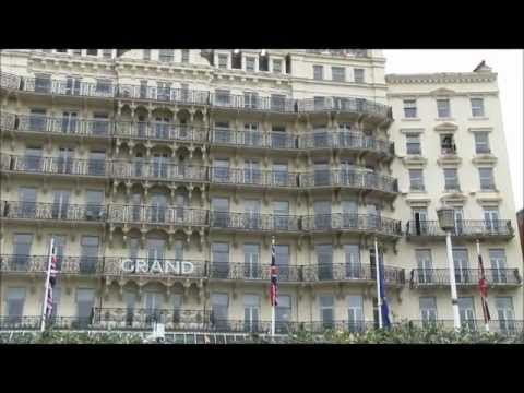 the Grand Hotel Window Cleaner Brighton