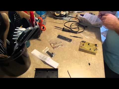 How To Build A Ramsey AM Transmitter Kit (AM1C)