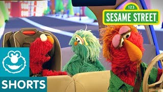 Sesame Street: I Spy with Elmo and Rosita | Car Game #2