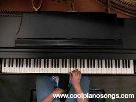 How To Build Major Minor Chords At The Piano Youtube