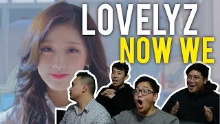 """now, We"" React To Lovelyz (pajama Ver. + Mv Reaction) #lovelyz1stwin"