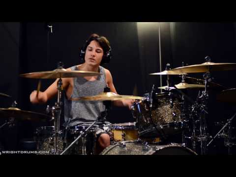 Wright Drum School - Luca Ronconi - Twenty One...