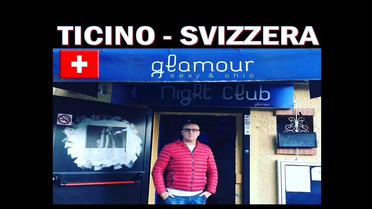 LAMBRENEDETTO AL GLAMOUR CLUB  ( TICINO - SVIZZERA )