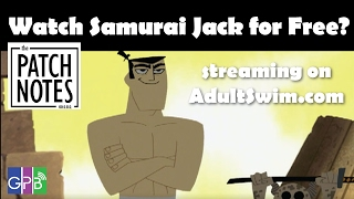 How to watch  Samurai Jack for free: streaming  on adultswim.com