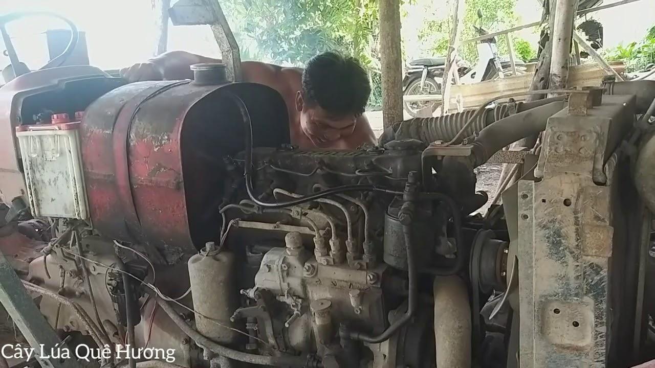 Cần Bán Máy Cày 25 Triệu Động Cơ IZUZU 86LH03913649060