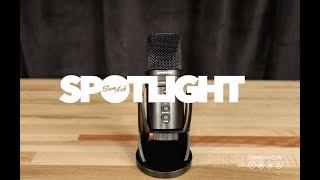 Samson G-Track Pro Microphone Quicklook