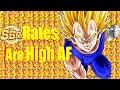 28 Single Summons on Majin Vegeta Rebirth Banner - DBZ Dokkan Battle (GLB)