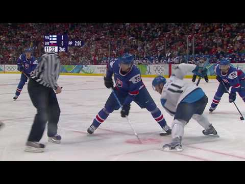 Finland 5-3 Slovakia - Finland Secure Bronze | Vancouver 2010 Winter Olympics