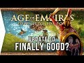Age of Empires: Definitive Edition ► Finally Kind of Good? Update 10 - ELO & AI - [Gamer Encounters]