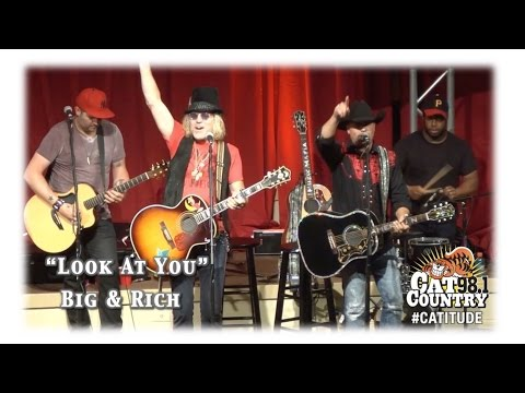 Big & Rich -  Look At You (Acoustic)