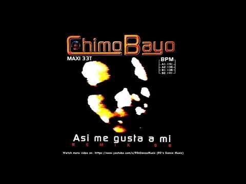 Chimo Bayo - Asi Me Gusta A Mi (Frenesi Remix) (90's Dance Music)