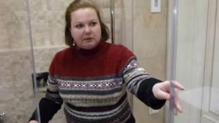 видео Стеклянные двери для душа