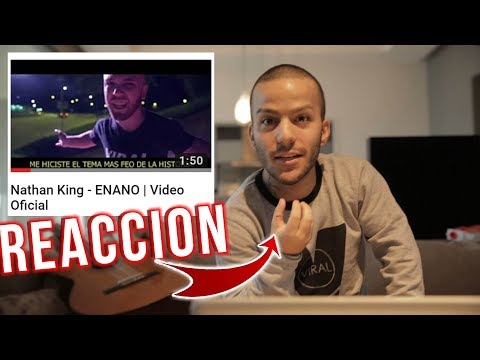 Nathan King - ENANO -   -  REACCION