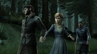 Telltale's Game of Thrones #1 - Episode 5: A Nest of Vipers