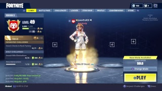 Live Fortnite do I get my skin? #3