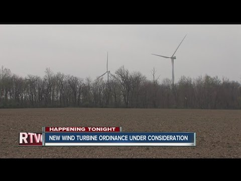 New wind turbine ordinance under consideration in Henry County