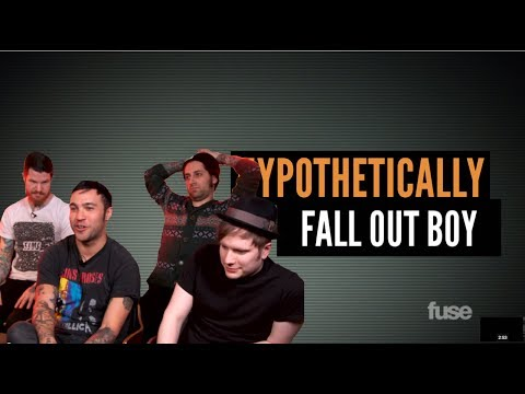Fall Out Boy Would Avoid Murder Damage | Hypothetically