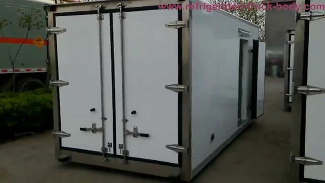 Insulated Truck Bodies For Sales Youtube