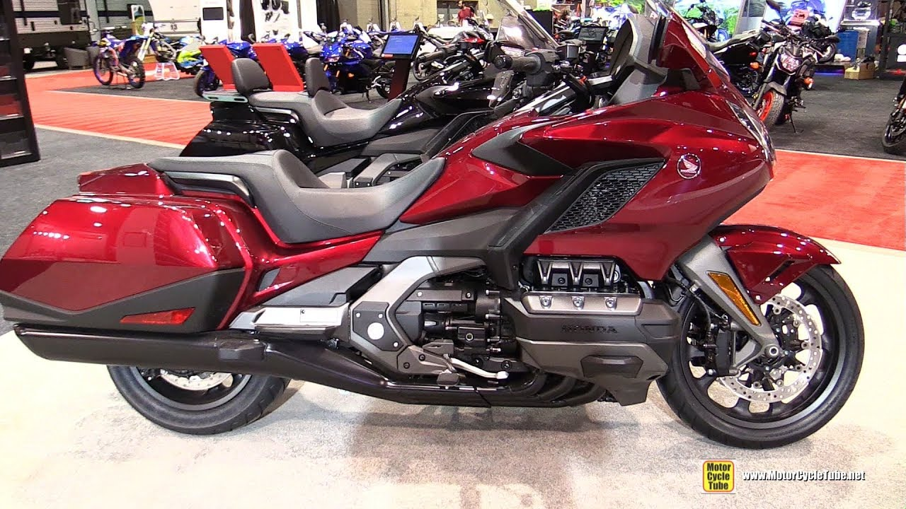 2019 honda goldwing - walkaround - 2019 quebec motorcycle show