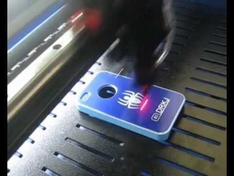 Triumph mobile phone engraving TR6040/TR5030