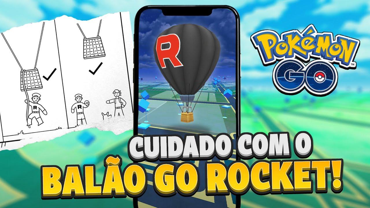 Vão raptar nosso Buddy?! Mais detalhes sobre a invasão GO ROCKET! | Pokémon GO