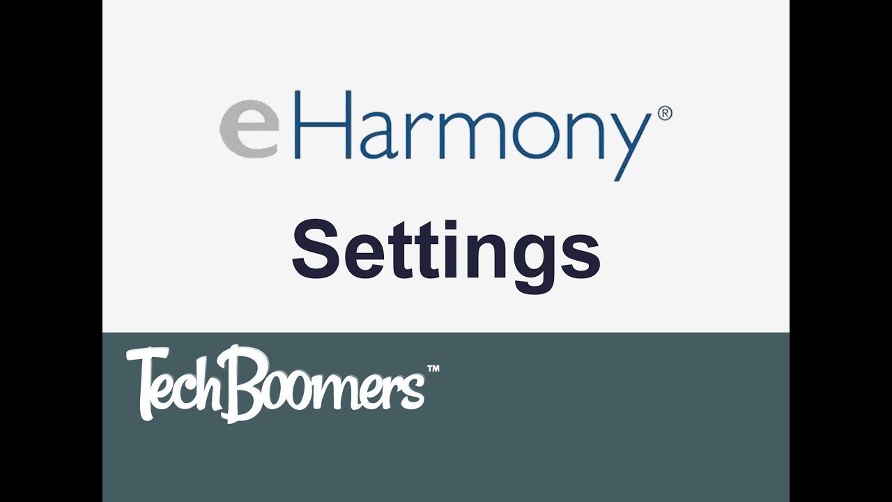Eharmony change location