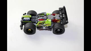 Lego Technic   Whack!   Set 42072