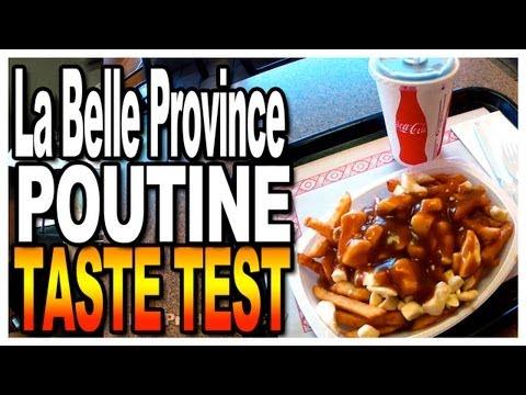 La Belle Province Poutine Taste Test