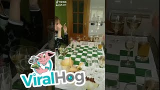 Chess with Wine