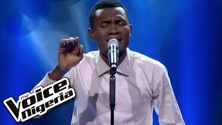 Gambar cover Uche Michael sings 'Earth Song' / Blind Auditions / The Voice Nigeria 2016
