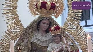 Procesión de la Virgen de los Desamparados de Cádiz 2019