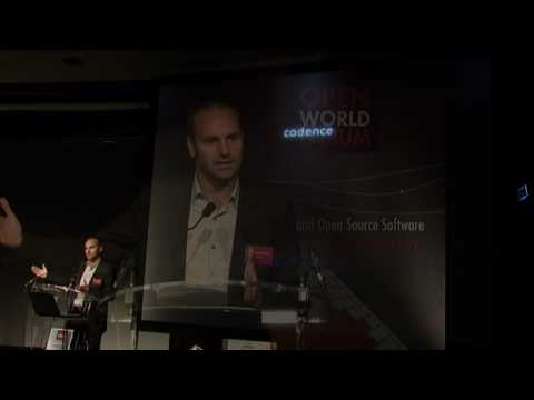 Keynote - Mark Shuttleworth, Founder, Ubuntu